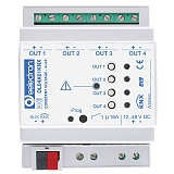 Заказать DL04A01KNX Eelectron Constant Voltage LED Dimmer 4 Channels KNX в магазине MODA LED