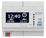 Заказать SCN-RTC20.01 MDT Time Switch w/ LCD display в магазине MODA LED