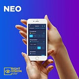 Заказать NEO Right Vision FLAT NEO Control System for Smartphone в магазине MODA LED