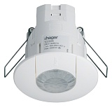 Заказать TCC520E Hager Presence Detector 360° KNX w/ switch ON/OFF в магазине MODA LED
